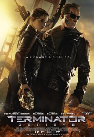 Terminator : Genisys - Affiche