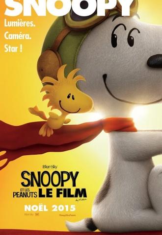 Snoopy et les Peanuts-Le Film - Affiche