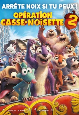 Opération casse-noisette 2 - Affiche