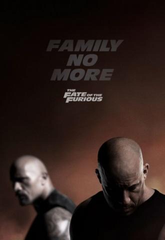 Fast & Furious 8 - Affiche