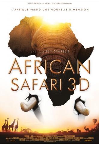 African Safari - Affiche