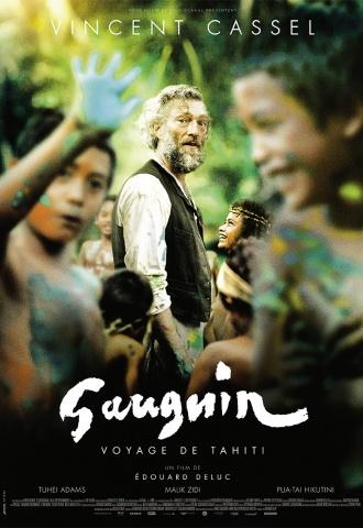 Gauguin - Voyage de Tahiti - Affiche