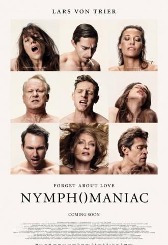 Nymphomaniac - Affiche