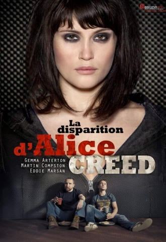 La disparition d'Alice Creed - Affiche