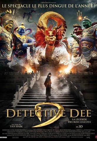 Detective Dee  : La légende des Rois Célestes - Affiche