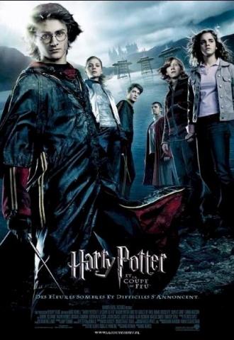 Harry Potter et la Coupe de Feu - Affiche