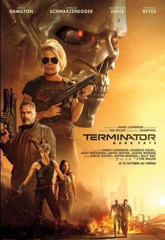 Terminator : Dark Fate - Affiche