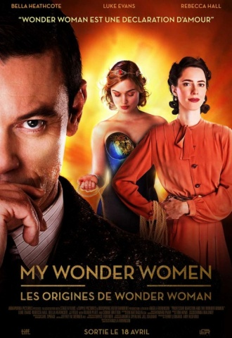 My Wonder Women - Affiche