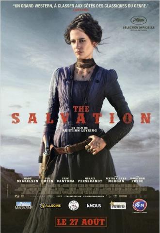 The Salvation - Affiche