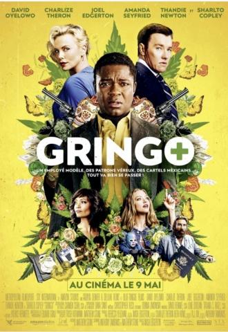Gringo - Affiche
