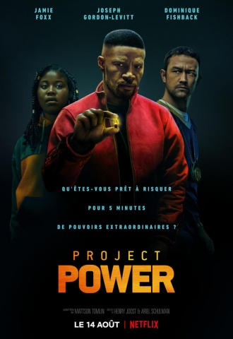 Project Power - Affiche