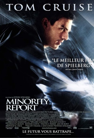 Minority Report - Affiche