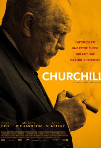 Churchill - Affiche