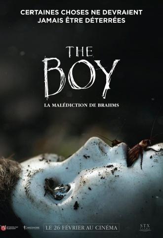 The Boy : La malédiction de Brahms - Affiche