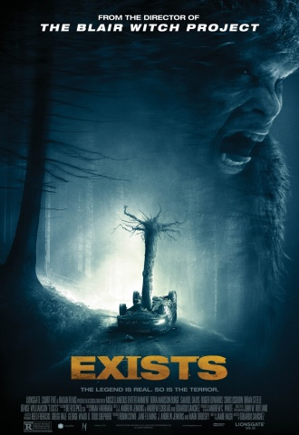 Exists - Affiche