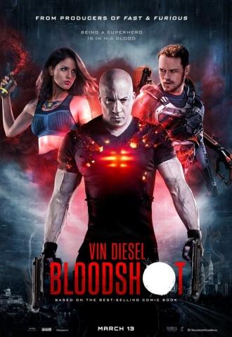 Bloodshot - Affiche