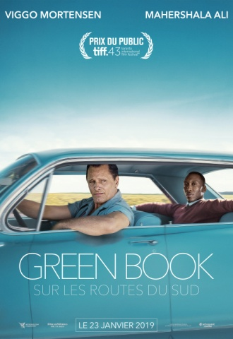 Green Book : sur les routes du Sud - Affiche