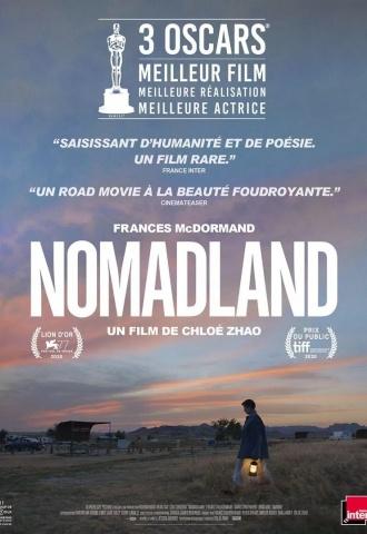 Nomadland - Affiche