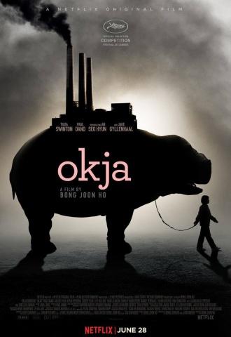 Okja - Affiche
