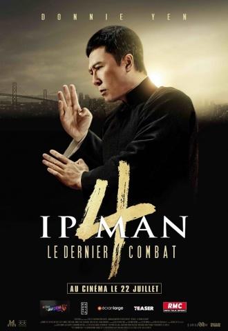 Ip Man 4 : Le dernier combat - Affiche