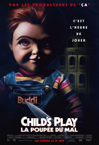 Child's Play : La Poupée du mal - Affiche