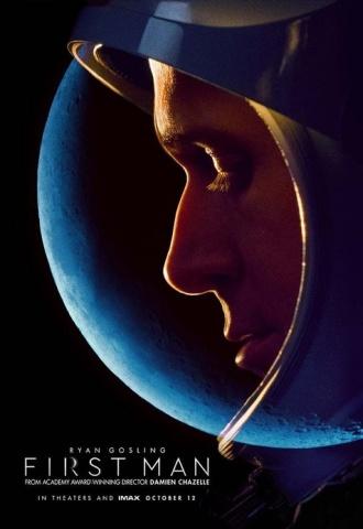 First Man - le premier homme sur la Lune - Affiche