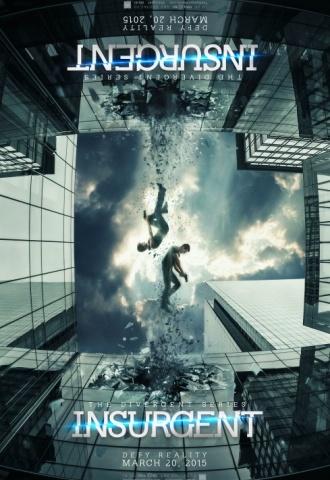 Divergente 2 : l'insurrection - Affiche
