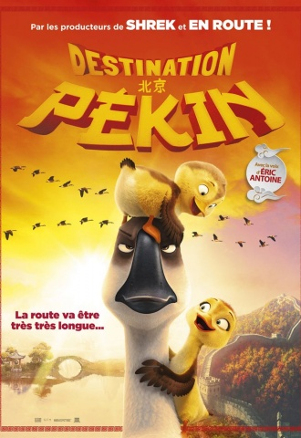 Destination Pékin  - Affiche