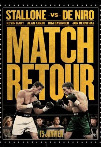 Match Retour - Affiche