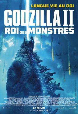 Godzilla II : Roi des Monstres - Affiche