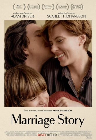 Marriage Story - Affiche
