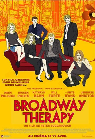 Broadway Therapy - Affiche