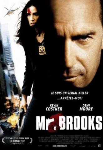 Mr. Brooks - Affiche