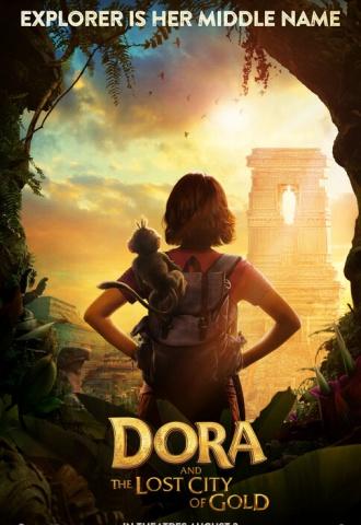 Dora et la Cité Perdue - Affiche
