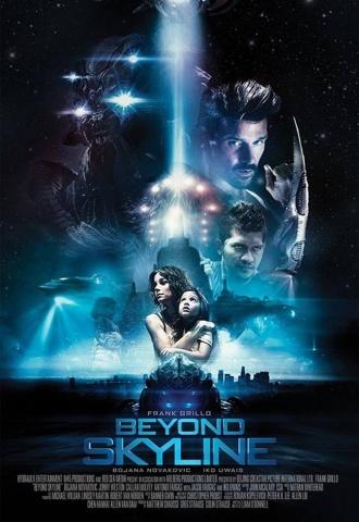 Beyond Skyline - Affiche