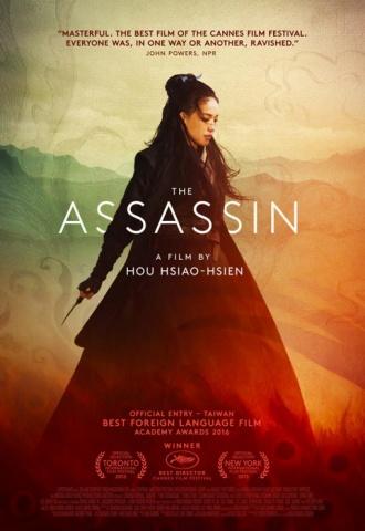 The Assassin - Affiche