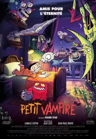 Petit Vampire - Affiche
