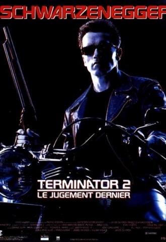 Terminator 2 : le Jugement Dernier - Affiche