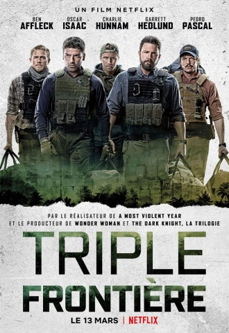 Triple Frontière - Affiche