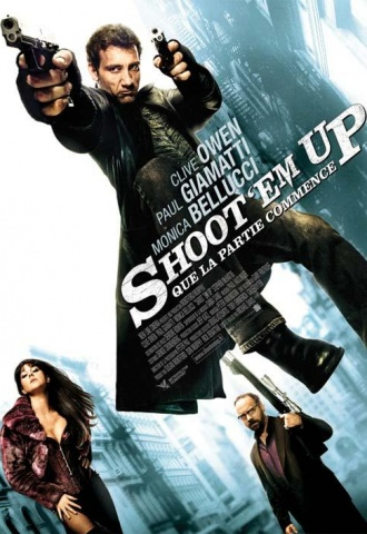 Shoot'Em Up - Affiche