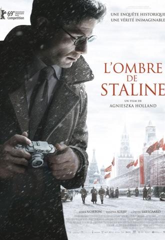 L'ombre de Staline - Affiche