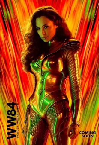 Wonder Woman 1984 - Affiche