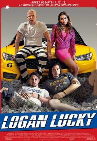 Logan Lucky - Affiche