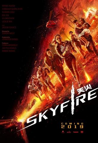 Skyfire - Affiche