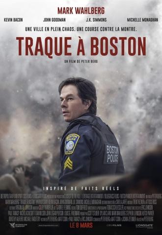 Traque à Boston - Affiche