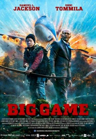 Big Game - Affiche