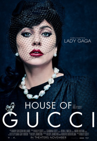 House of Gucci - Affiche