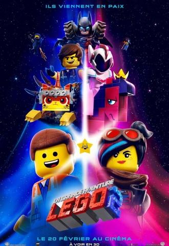 La Grande Aventure Lego 2 - Affiche