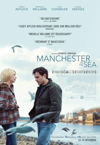 Manchester by the Sea - Affiche