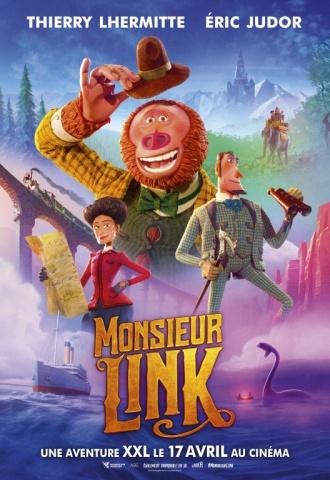 Monsieur Link - Affiche